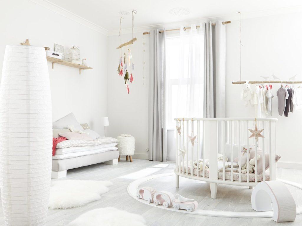 La chambre de bébé propre, au naturel - Briance